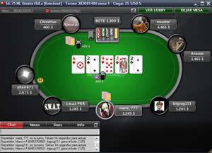 Poker online untuk e63